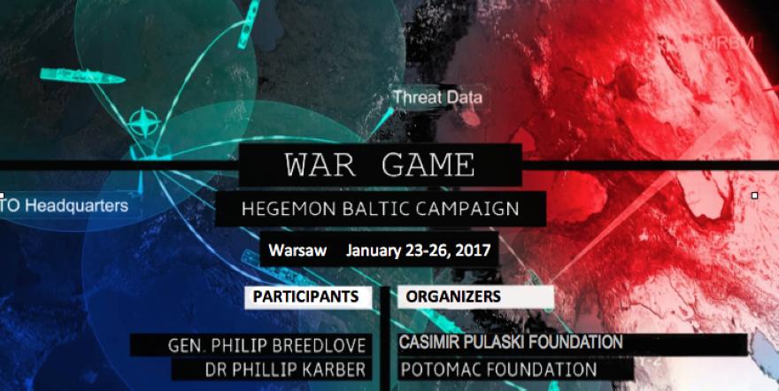 Военная игра «Hegemon»: Конфликт НАТО с Россией начнется с Беларуси
