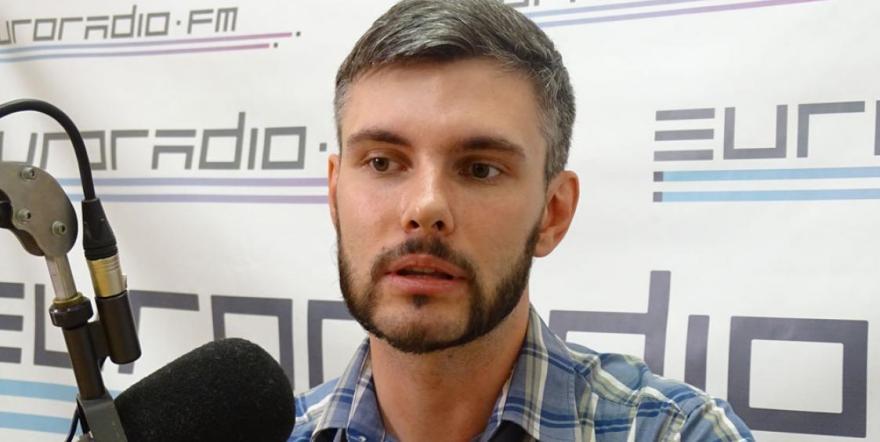 Арсений Сивицкий, фото Змитера Лукашука