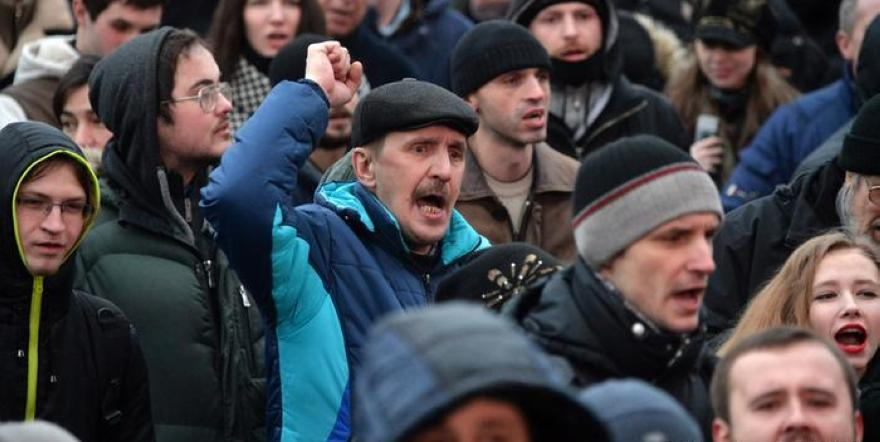 Политический кризис февраля–марта 2017 в Беларуси (II)