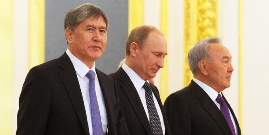 Kyrgyzstan-Kazakhstan row