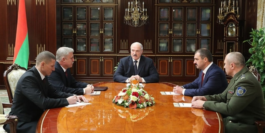 Lukashenka's recent appointments: in search of efficacy